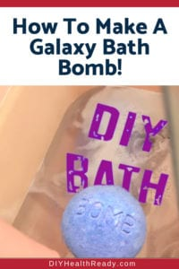 How To Make A Galaxy Bath Bomb 4