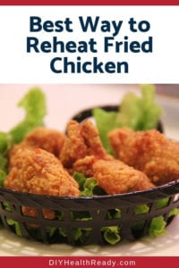 How to Reheat Fried Chicken 1