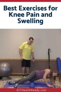 Best Exercises for Knee Pain and Swelling 1