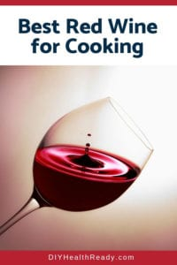 Discover The Best Red Wine for Cooking