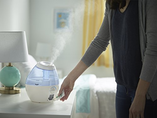 Vicks Cool Mist Humidifier for Bedroom