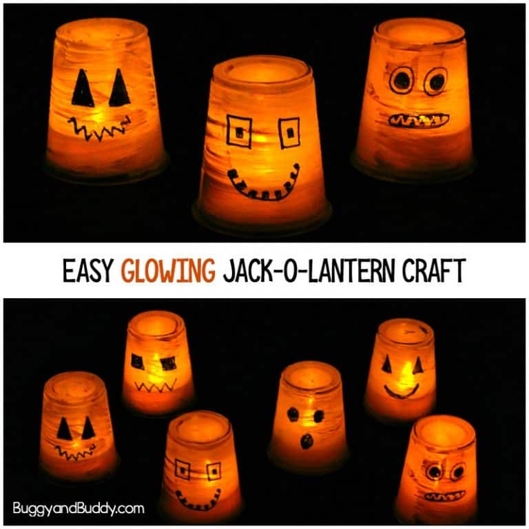 Best Halloween Crafts for Kindergarten 7