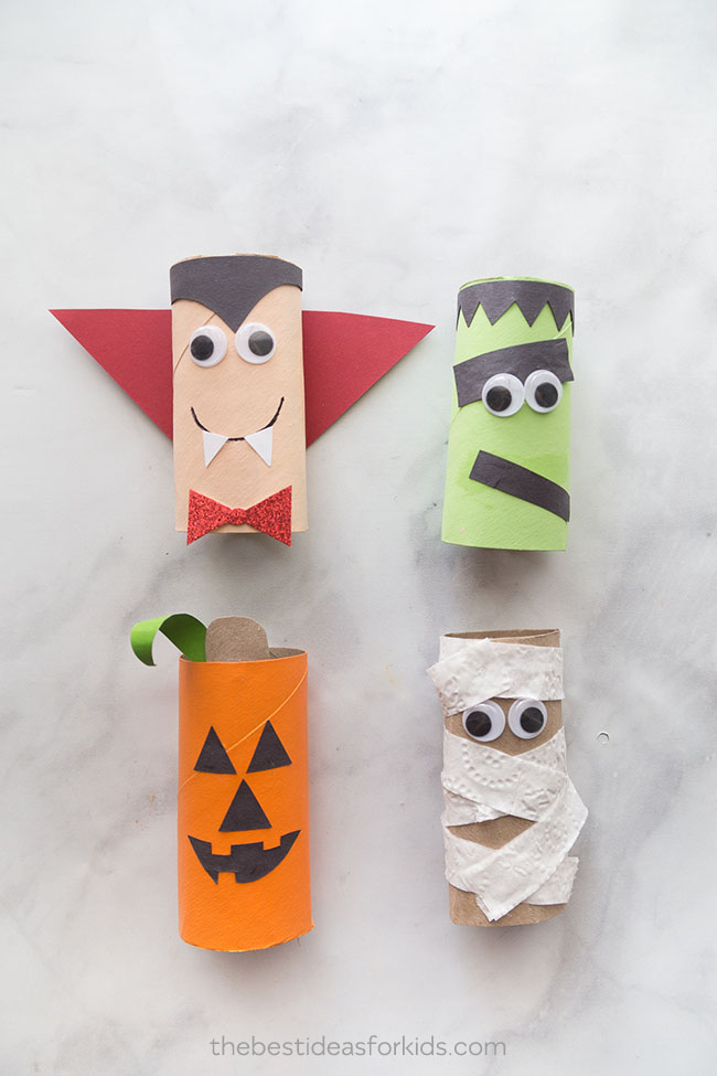 Best Halloween Crafts for Kindergarten 6