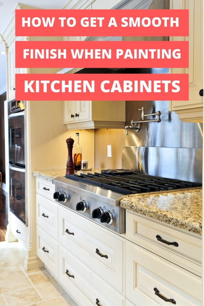How to Get a Smooth Finish When Painting Kitchen Cabinets Guide